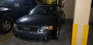 Audi a4 2006 convertible for Sale in Miami Gardens, FL