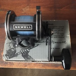 Newell 338-5 Graphite Reel for Sale in Costa Mesa, CA