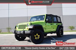 2013 Jeep Wrangler Unlimited for Sale in Arlington Heights, IL