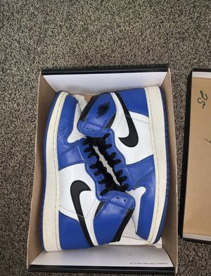 JORDAN 1 GAME ROYAL size 7 ( trades accepted ) for Sale in Fresno, CA