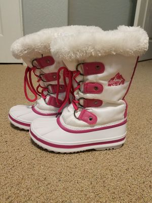 Snow boots size 12 kids for Sale in Gilbert, AZ