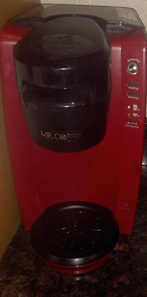 Keurig Mr. Coffee 6 oz / 10 oz coffeemaker for Sale in Denver, CO