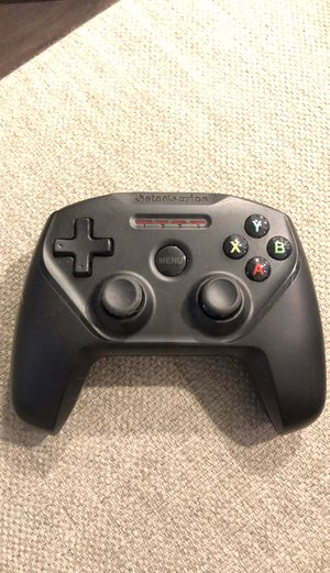 Steelseries Nimbus Bluetooth Mobile Gaming Controller - IPad iPhone Apple TV for Sale in Seattle, WA