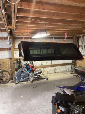 Ace truck canopy 6.5' bed $250 for Sale in Ronald, WA