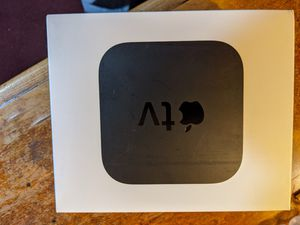 Apple tv brand in boxes never used I have three of them $150 each for Sale in GLMN HOT SPGS, CA