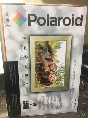 Polaroid picture frame for Sale in Brentwood, CA