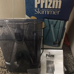 Fish Tank Protein Skimmer And Gravity Meter for Sale in Anaheim, CA