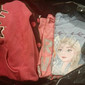 Huge Bundle Size 6x, 7/8 Contractor Bag Full Of Girls Clothes for Sale in Roseville, MI