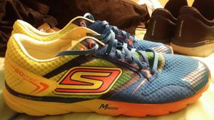 Sketchers running shoes size 12 like new for Sale in Las Vegas, NV