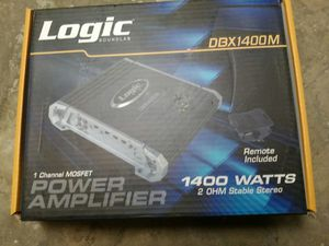 Logic 1400 watts for Sale in Tempe, AZ