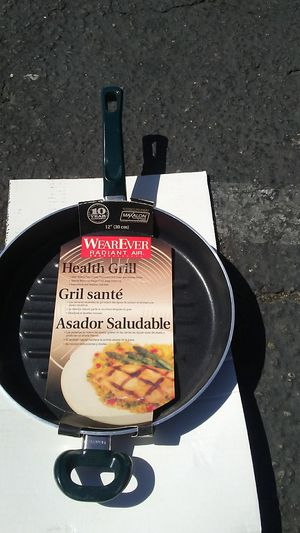 New, USA made non stick grill pan for Sale in Vista, CA
