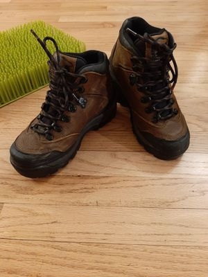 Sorel Asystec Waterproof Comfort Temp Leather Boots Sz 6 for Sale in Westminster, CO