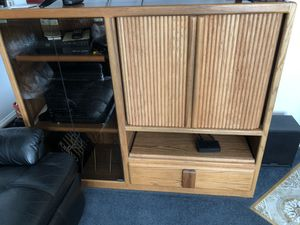 Entertainment center for Sale in Daly City, CA