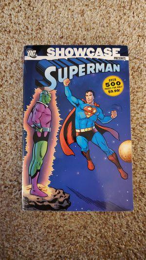 Superman comic showcase for Sale in Alexandria, VA