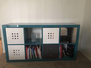 IKEA blue shelf for Sale in Costa Mesa, CA