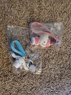 Hello Kitty and Friends Keychains for Sale in Tacoma, WA