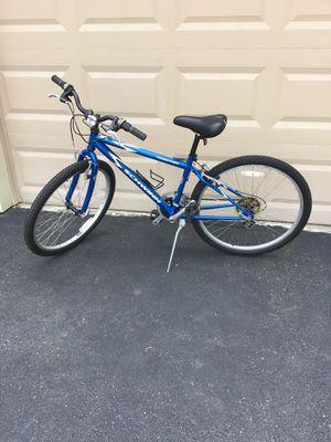 Schwinn Frontier Mountain Bike 21 Speed Blue for Sale in Moorestown, NJ