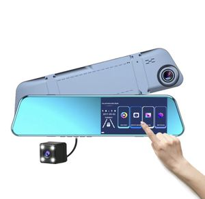 Touchscreen dash cam dual lens for Sale in Los Angeles, CA