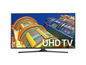 Samsung UN50MU630D 50-Inch 4K 60Hz Ultra HD Smart LED TV for Sale in Austin, TX