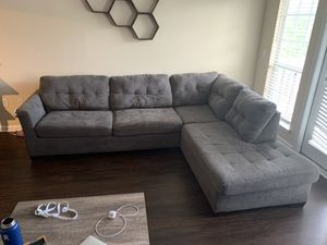 Sectional couch for Sale in Woodstock, GA