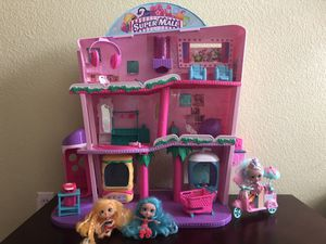 Shopkins Super Mall and Shoppies for Sale in Austin, TX