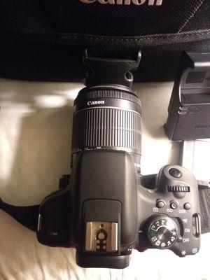 Canon T6i Deluxe 3 Premium Kit Lenses Lens for Sale in San Jose, CA