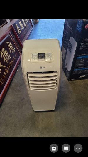 LG portable air conditioner for Sale in Hacienda Heights, CA