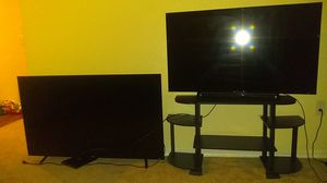 Tlc 55' inch and a Sony TV for Sale in Dallas, TX