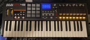 AKAI Professional MPK49 MIDI Keyboard - Nice!! for Sale in Brooklyn, NY