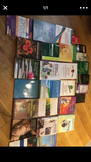 Textbooks for nursing school for Sale in Auburn, WA