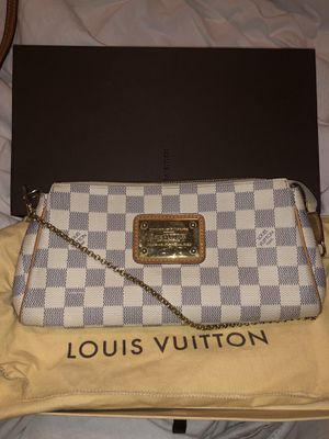 Louis Vuitton Damier Azur Eva Clutch Bag for Sale in Provo, UT