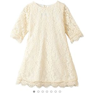 Flower girl lace dress sz 1T and Sz 2T brand new out of bag for Sale in Huntington Beach, CA