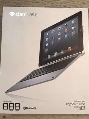 iPad Case w/ Keyboard (NEW) + Game for Sale in Silver Spring, MD