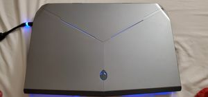Alienware 15 Laptop i7, 16GB RAM, 8GB NVIDIA, 256GB+ 1TB HDD, 4K Touchscreen Under Warranty for Sale in Dallas, TX