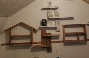 Handmade wall shelves for Sale in Vancouver, WA