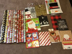 Gift bags and wrapping paper for Sale in Gambrills, MD