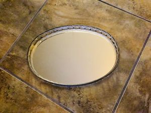 Oval Mirror Tray for Sale in Monterey Park, CA