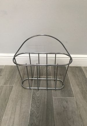 Metal Magazine Rack holder for Sale in Miramar, FL
