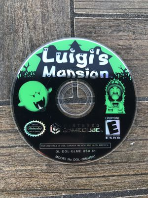 Luigi's Mansion Nintendo GameCube Disc Only for Sale in Temple Terrace, FL