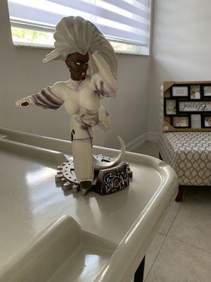 "Marvel Masterpiece Collection STORM 14"" Statue Figurine ToyBiz K-B Toys for Sale in Miami, FL"