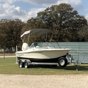 2001 Sailfish Fishing/ Pleasure Boat for Sale in Cedar Creek, TX