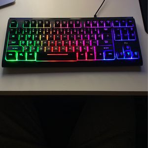 Light Up Keyboard for Sale in Tigard, OR