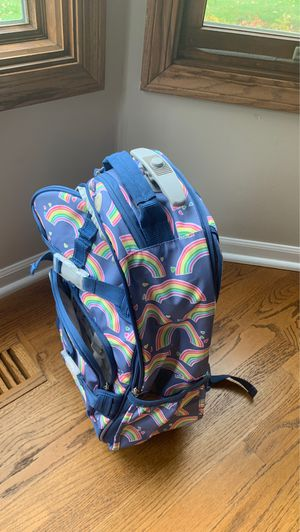 Pottery Barn Girls Backpack Rolling luggage for Sale in Gurnee, IL