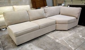 Radley 2pc partial sectional sofa for Sale in Decatur, GA