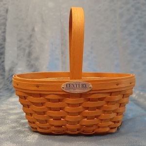 Longaberger Century Celebration 2000 Cheers basket w liner for Sale in Mooseheart, IL