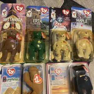 Beanie Babies for Sale in El Paso, TX