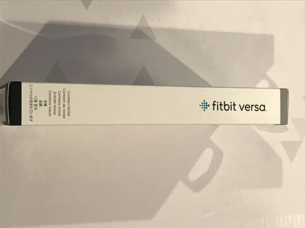 Fitbit versa classic band brand new in black and white