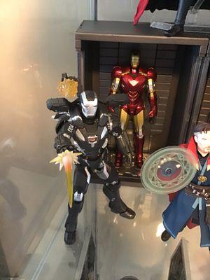 SH Figuarts Avengers Infinity War War Machine for Sale in Cerritos, CA