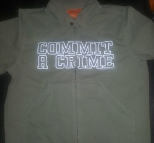 FTP COMMIT A CRIME JACKET for Sale in Rialto, CA