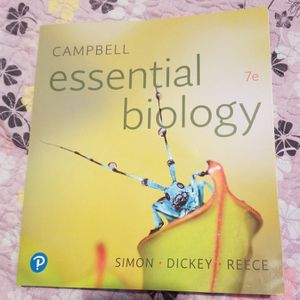 Essential Biology Textbook 7th Edition for Sale in Moreno Valley, CA